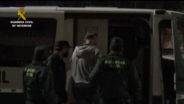 Задержание бывшего министра финансов Украины Юрия Колобова в Испании. Архивное фото
