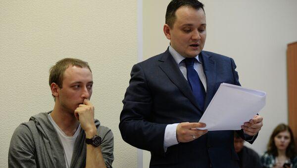 Заседание суда по делу в отношении режиссера постановки Тангейзер Тимофея Кулябина