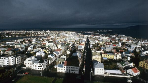 Рейкьявик, Исландия. Архивное фото
