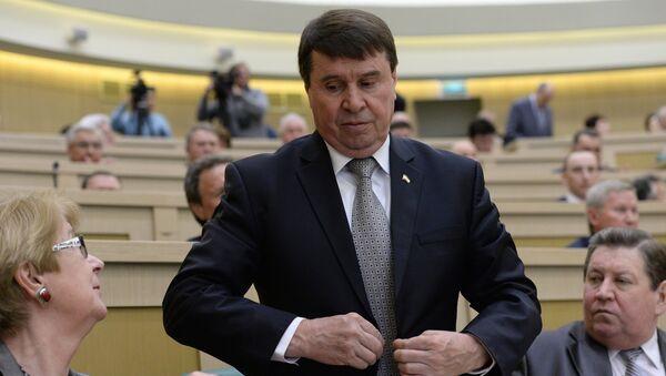 Сергей Цеков. Архивное фото
