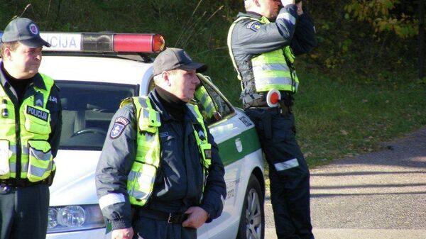 Полиция в Литве