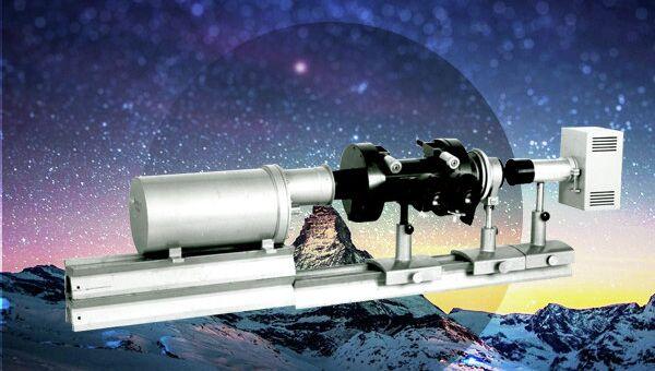 Экспериментальный образец универсального осветителя Швабе. Архивное фото