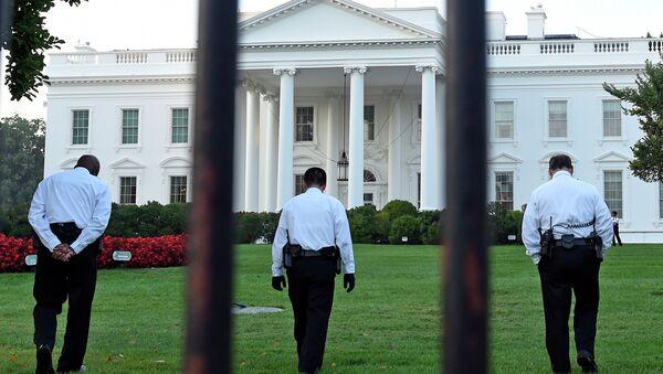 Белый дом, США. Архивное фото