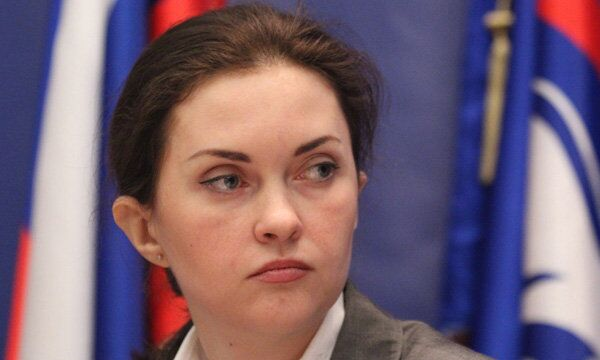 Татьяна Воронова. Архивное фото
