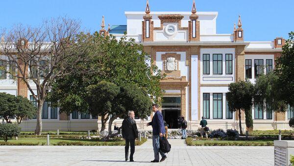 Русский музей в Малаге. Испания. Архивное фото
