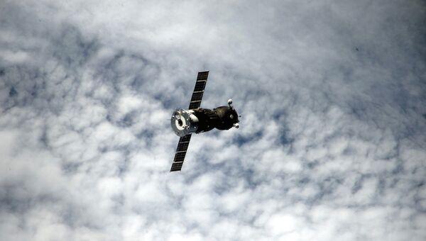 Космический корабль Союз ТМА, архивное фото
