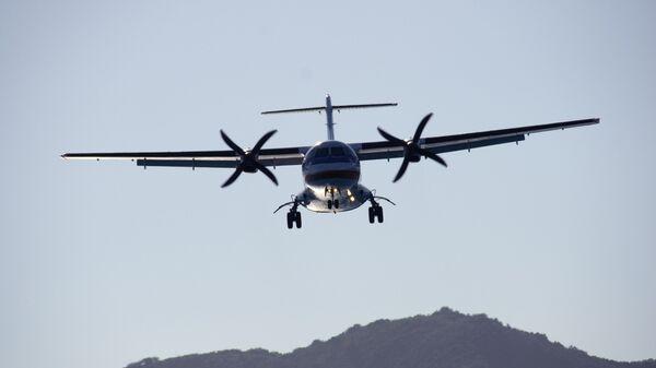 Cамолет ATR 72. Архивное фото