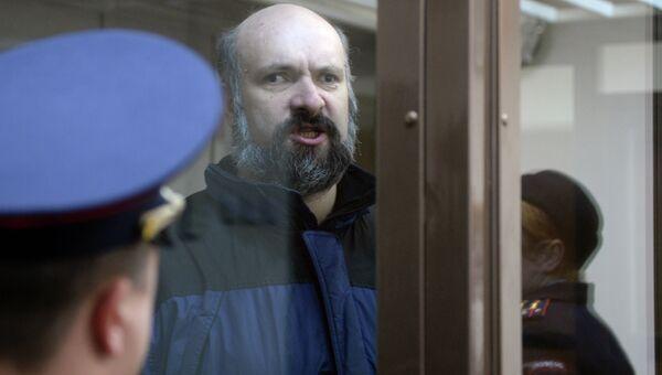 Оглашение приговора Игорю Пузанову. Архивное фото