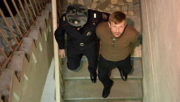Экс-мэр Ярославля Евгений Урлашов в суде. Архивное фото