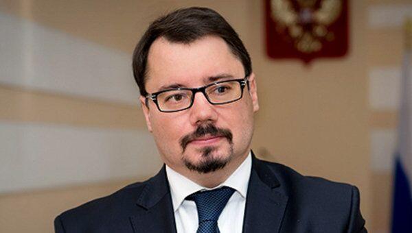 Замглавы Министерства по развитию Дальнего Востока РФ Максим Шерейкин