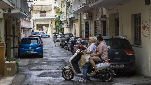 Зарубежные страны. Греция. Остров Корфу