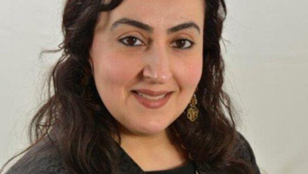 Исполнительный директор Совета по экономическому развитию Бахрейна по бизнес-развитию Вивьен Джамаль