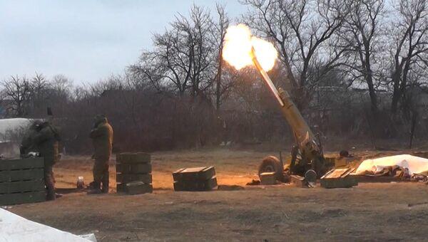 Силовая операция на востоке Украины - год с начала конфликта в Донбассе
