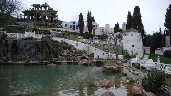 Парк-отель Porto-Mare в Феодосии. Архивное фото