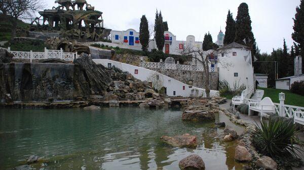 Парк-отель Porto-Mare в Феодосии