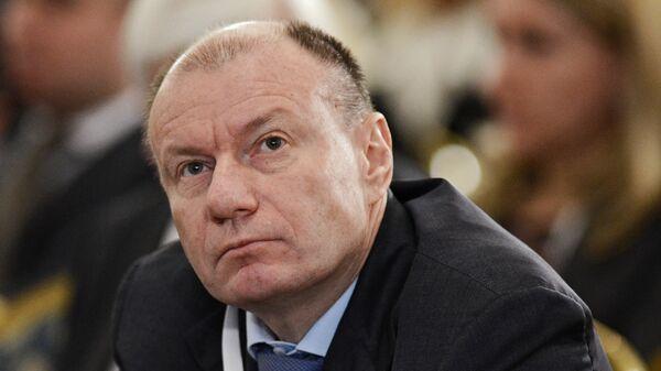 Владимир Потанин. Архивное фото
