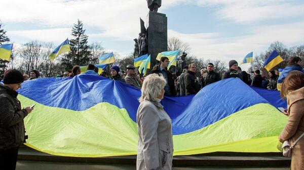 Памятник Тарасу Шевченко. Архивное фото