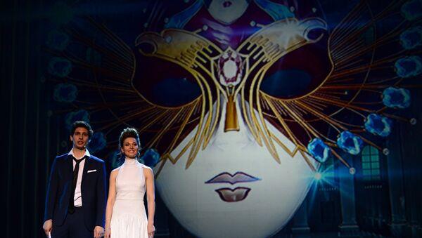 Церемония вручения национальной театральной премии Золотая маска. Архивное фото