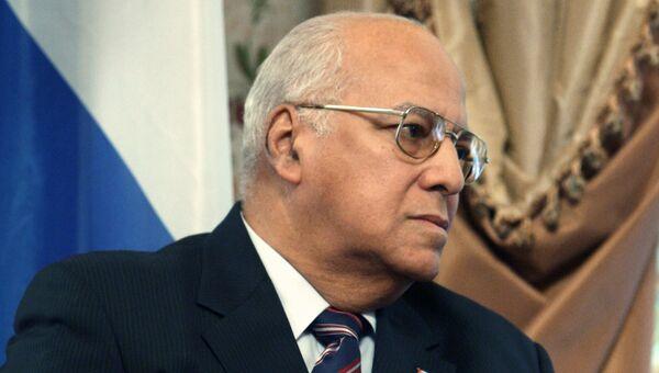 Заместитель председателя совета министров Кубы Рикардо Кабрисас Руис. Архивное фото