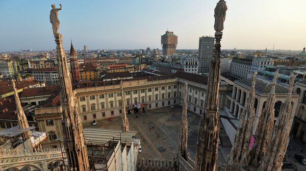 Города мира. Милан. Архивное фото