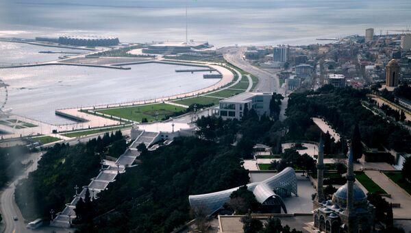 Комплекс Бакинский кристальный зал (Кристалл-Холл) в Баку