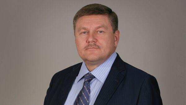 Руководитель Росграницы Константин Бусыгин. Архивное фото