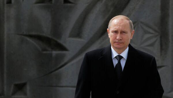 Рабочая поездка президента РФ В.Путина в Армению