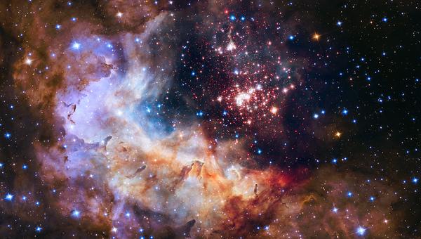 Звездное скопление Westerlund 2