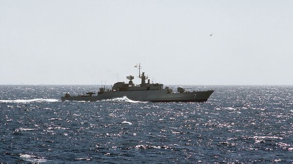Фрегат ВМС Ирана