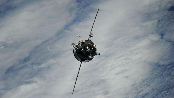 Грузовой космический корабль Прогресс, архивное фото