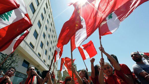 Празднование 1 мая в Ливане