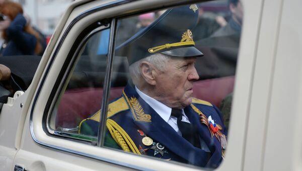 Председатель Свердловского областного Союза ветеранов войн Юрий Судаков. Архивное фото