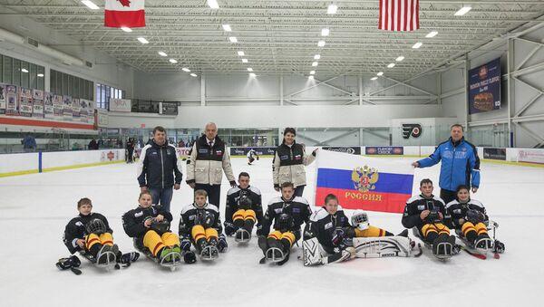 Команда Ладога на турнире в США, октябрь 2014