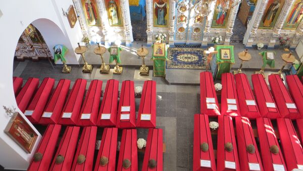 Вахта Памяти в Спасо-Богородицком Одигитриевском женском монастыре