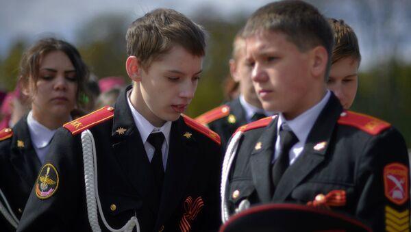 Акция Памяти павших будьте достойны в Санкт-Петербурге