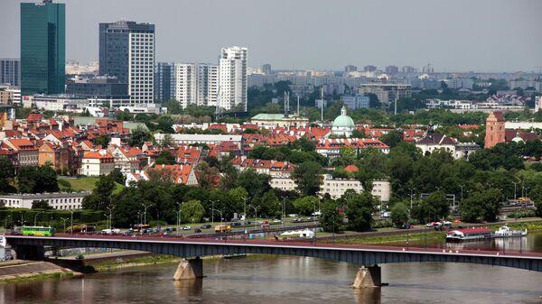 Варшава. Польша