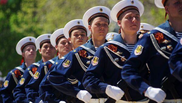 Празднование 70-летия Победы, архивное фото