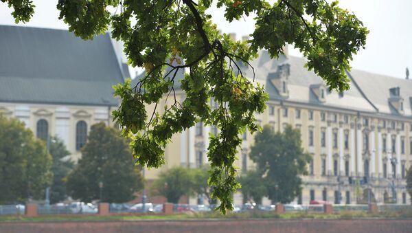 Города мира. Вроцлав. Польша. Архивное фото