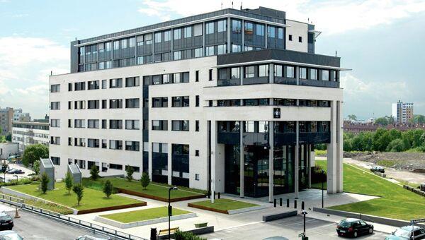 Здание Норвежской полиции госбезопасности в Осло. Архивное фото
