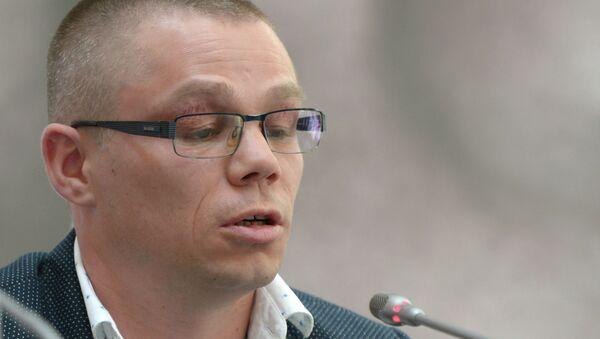 Тренер Александра Поветкина Иван Кирпа. Архивное фото
