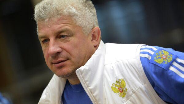Владимир Бойцов. Архивное фото