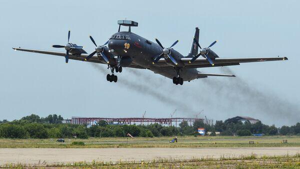 Противолодочный самолет Ил-38Н. Архивное фото