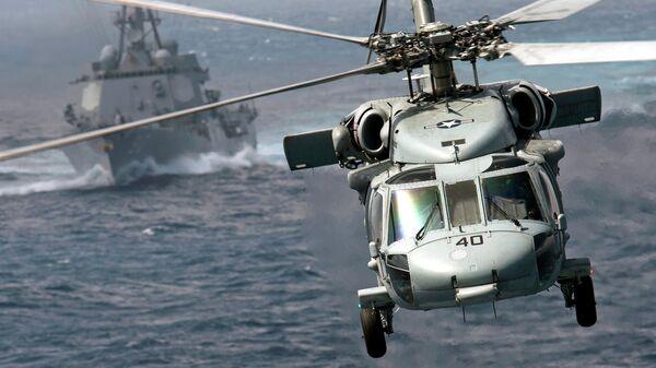 Вертолет MH-60