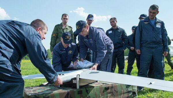 Демонстрационные полеты беспилотных летательных аппаратов. Архив
