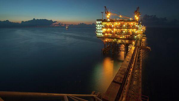 Разработка шельфа Вьетнама совместным предприятием Вьетсовпетро в Южно-Китайском море