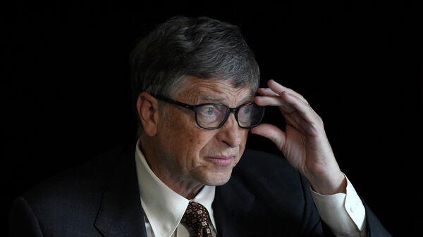 Бывший глава корпорации Microsoft Билл Гейтс