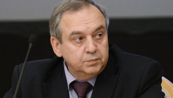 Постоянный представитель Крыма при президенте РФ Георгий Мурадов. Архивное фото