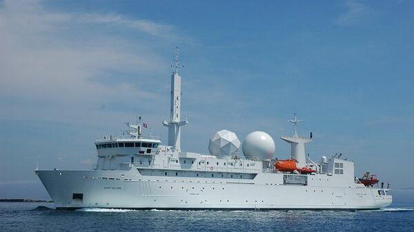 Разведывательный корабль Франции Dupuy de Lôme