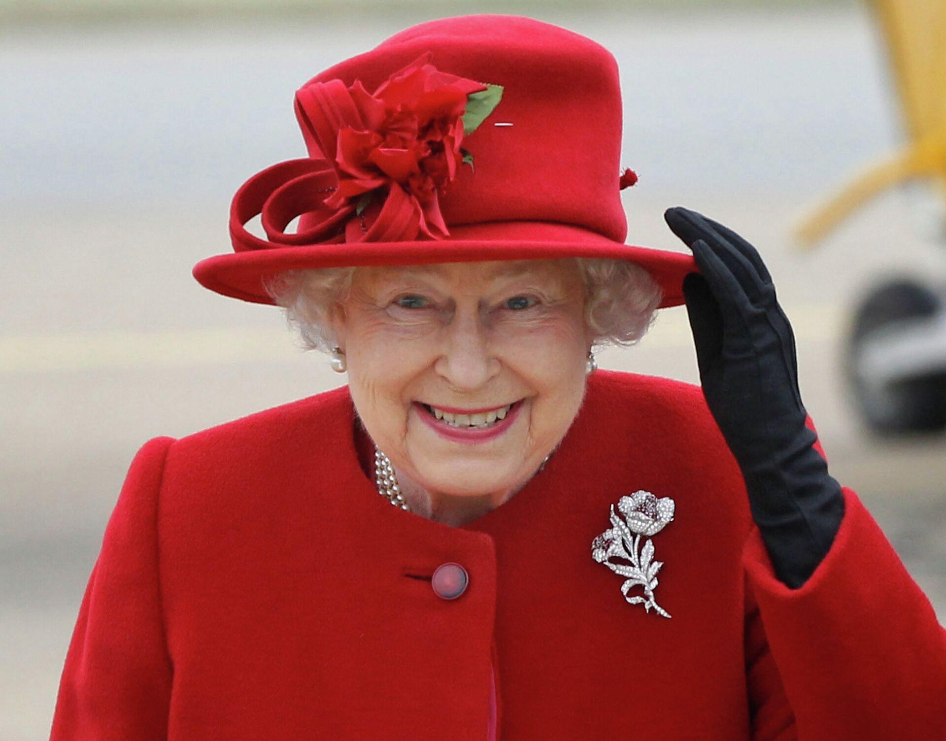 Королева Великобритании Елизавета II - РИА Новости, 1920, 18.06.2021