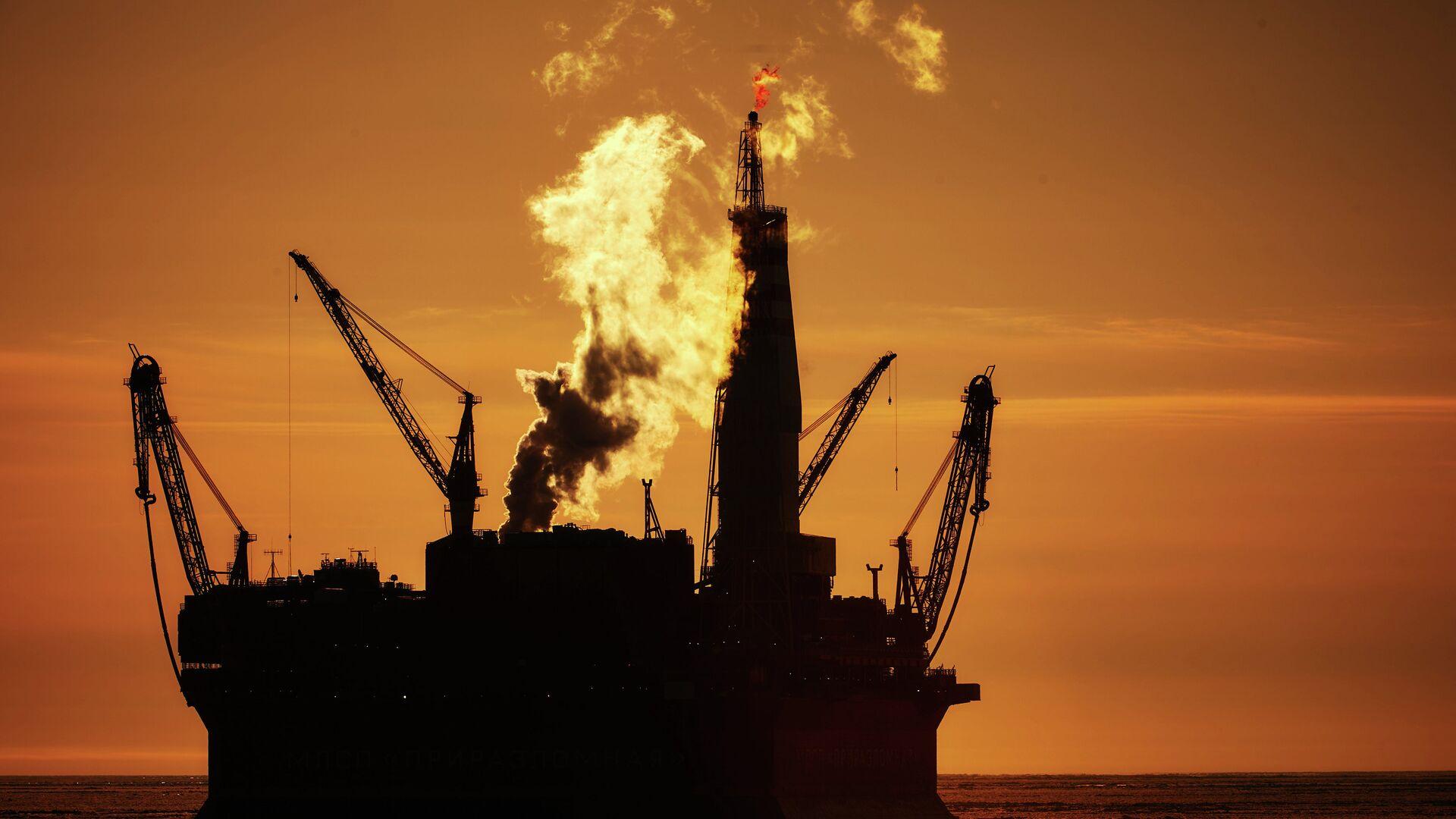 В корпорации Pemex раскрыли подробности взрыва на морской платформе